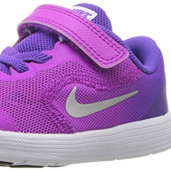 a4fb546bcc1 NIKE Kids  Revolution 3 Running Shoes Toddler